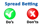 Spread Betting tips