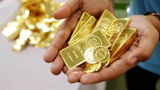 Best forex gold broker