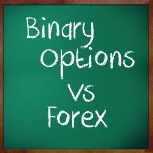 Binary options vs Forex Trading, binary options vs Forex Trading difference, binary options vs Spot Forex, Binary option vs Forex Trading