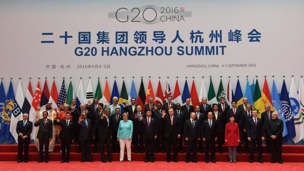 Image result for g20 summit china 2016