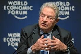 George Soros hedge fund manager