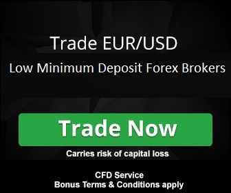 Forex broker low minimum deposit