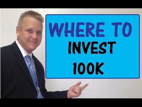 Best investments options under 100k